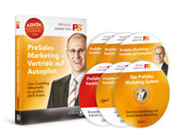 "DVD-Set: ""PreSales Marketing – Vertrieb auf Autopilot"""